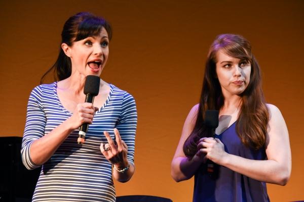Kelly McCormick and Nadia Vynnytsky Photo