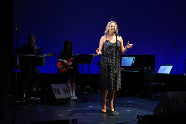 Photo Flash: Stephanie J. Block, Jennifer Damiano & More Perform at NYMF's WOMEN OF NOTE Concert