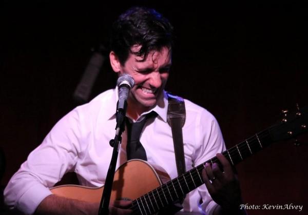 Photo Flash: ON THE TOWN's Clyde Alves Plays Birdland