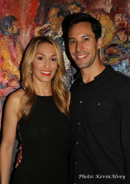 Rebecca Riker and Andy Blanco Photo