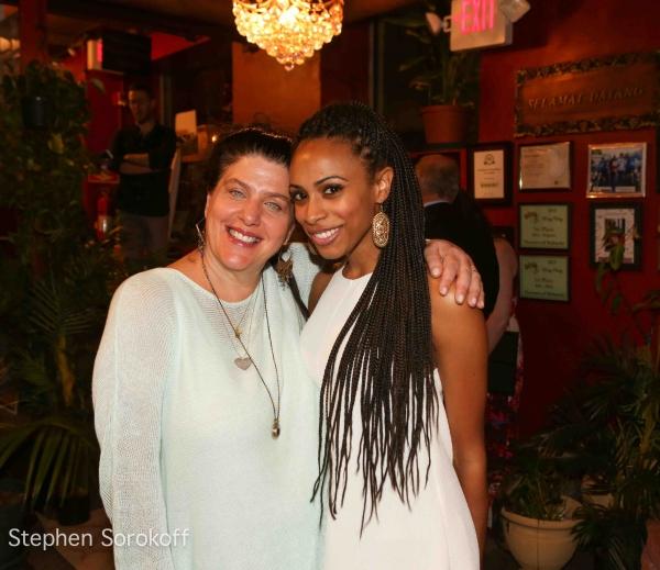 Sheryl Kaller, Director & Nicolette Robinson