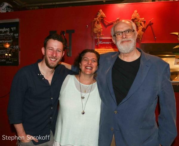 Nick Blaemire, Sheryl Kaller, William Finn