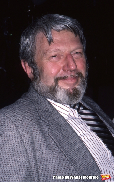 Theodore Bikel photographed on May 4, 1985 in New York City.