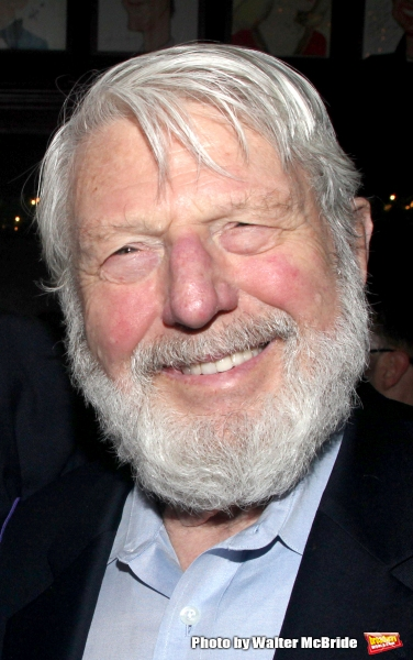 Theodore Bikel attending the Opening Night After Party for ZERO HOUR at Sardi''s Restaurant in New York City. November 22, 2009..© Walter McBride /