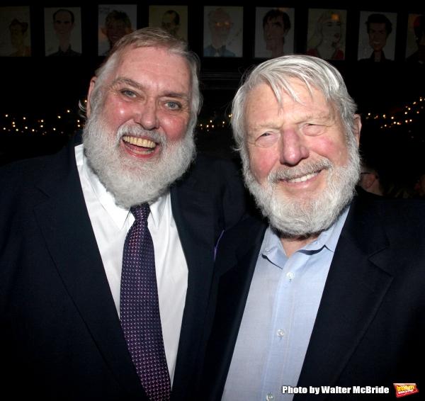 Jim Brochu & Theodore Bikel