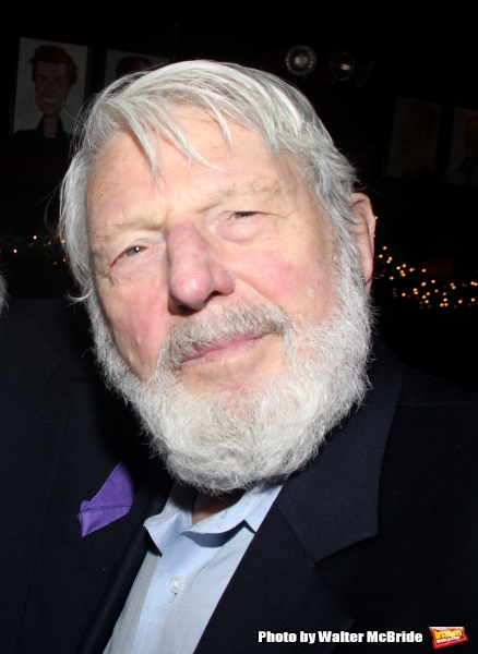 Theodore Bikel attending the Opening Night After Party for ZERO HOUR at Sardi''s Rest Photo