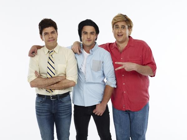Perez Hilton, John Duff, Seth Blum