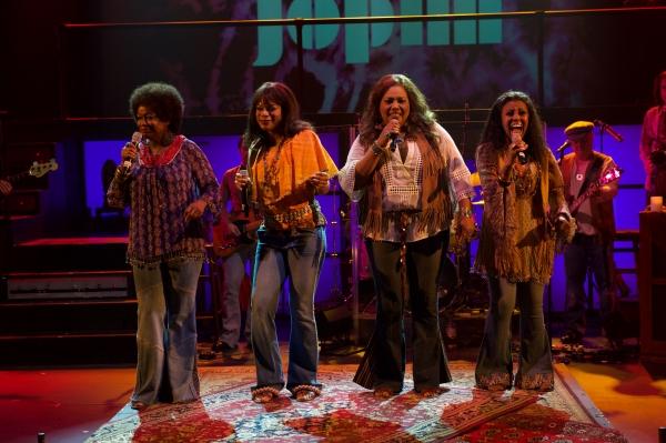 Yvette Cason, Jenelle Lynn Randall, Sylvia MacCalla and Sharon Catherine Brown