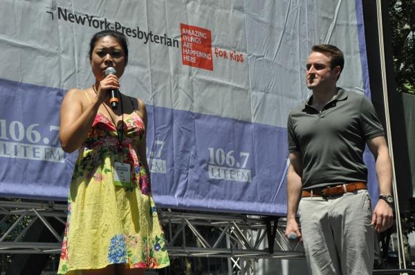 Ya Han Chang and Morgan McCann Photo