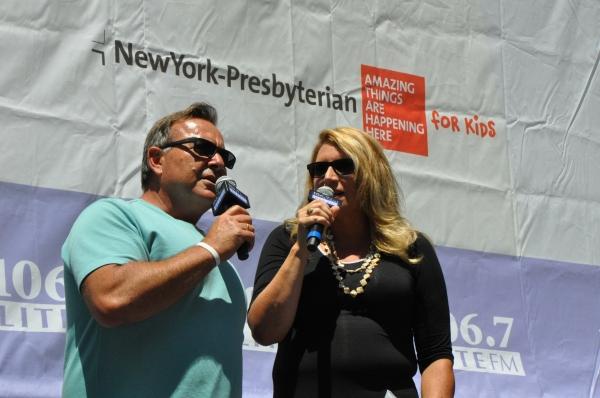 Bob Bronson and Delilah