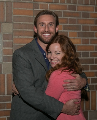 Bill Army and Tara Giordano