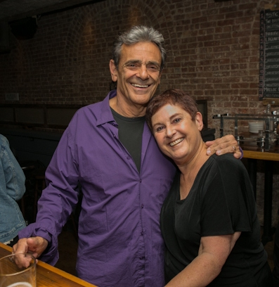 Richard Romagnoli and Cheryl Faraone
