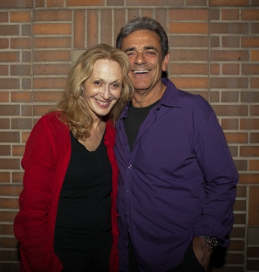 Jan Maxwell and Richard Romagnoli
