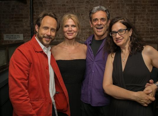 Judith Cast, Alex Draper, Pamela J. Gray, ' Richard Romagnoli and Patricia Buckley
