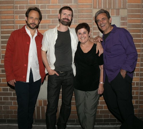 Alex Draper, David Barlow, Cheryl Faraone and Richard Romagnoli