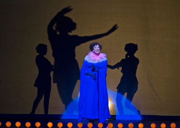 Photo Flash: First Look at Karen Ziemba, Nicolas Dromard and More in 42ND STREET at Lexington Theatre