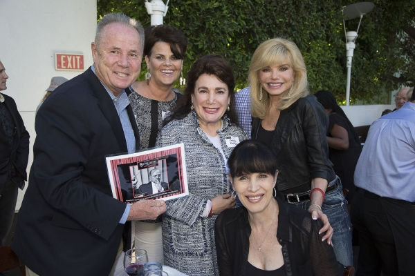 Tom and Brigid LaBonge, Donelle Dadigan, Linda Jensen and Loni Anderson