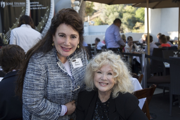 Donelle Dadigan and Connie Stevens Photo