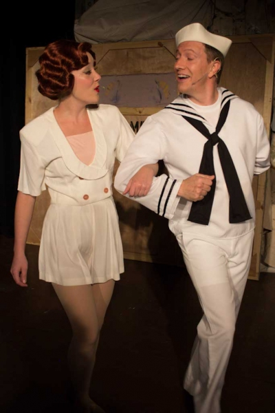 Photos: First Look at Roy Alan, Jan Leigh Herndon and More in The Winter Park Playhouse's DAMES AT SEA