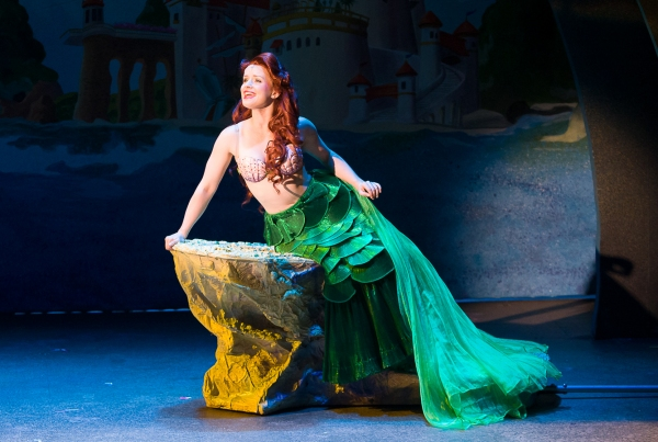 Photo Flash: First Look at THE LITTLE MERMAID at Theatre By The Sea