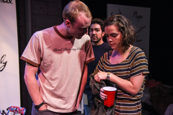 Photo Flash: First Look at BOYS' LIFE at The Seeing Place