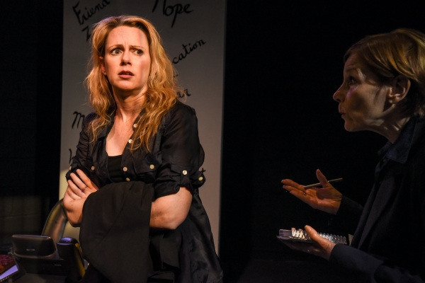 Photo Flash: First Look at BOY GETS GIRL at The Seeing Place