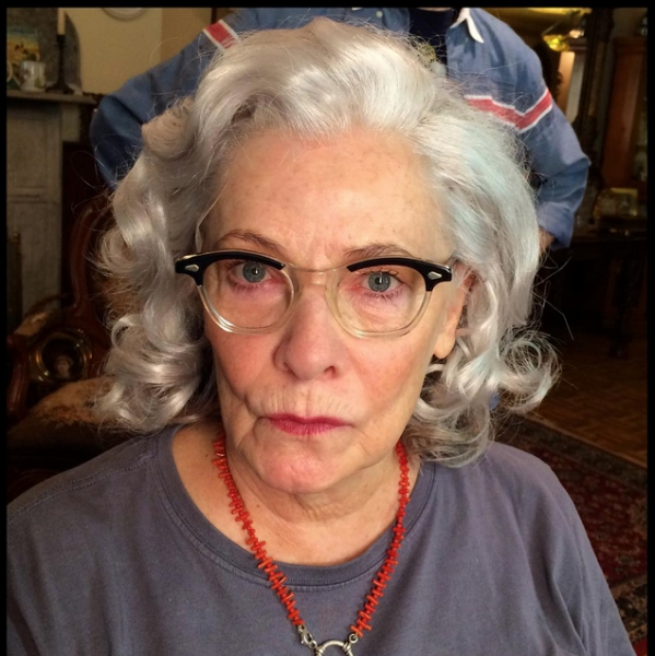 Photos: Betty Buckley Dons 'Big Edie' Wig, Rehearses for GREY GARDENS at Bay Street