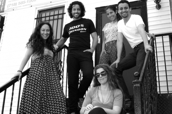 Photo Flash: In Rehearsal with Luis Salgado and More for Puerto Rico-Bound SPEED-THE-PLOW