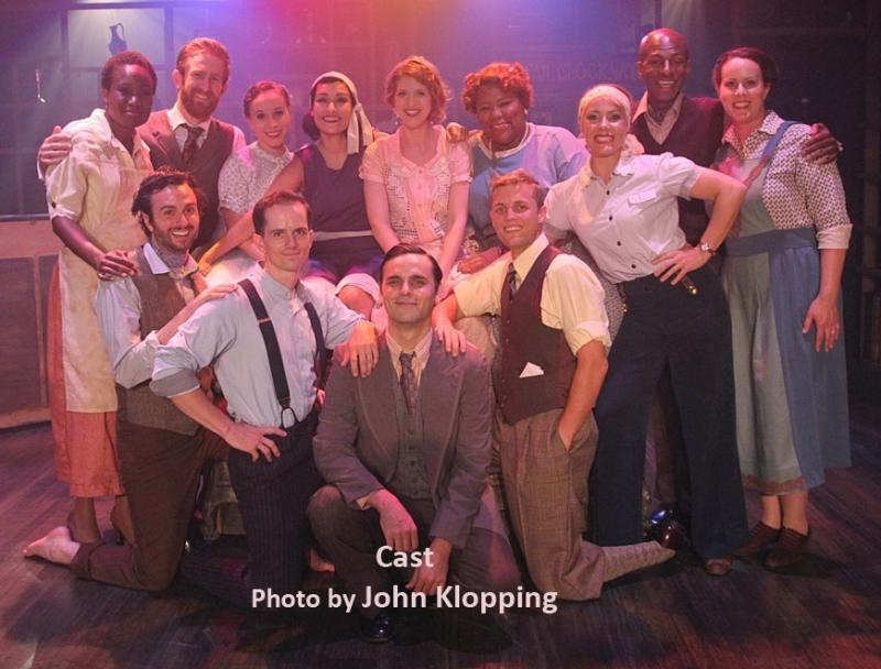 BWW Reviews: FAILURE: A LOVE STORY - An Original Success
