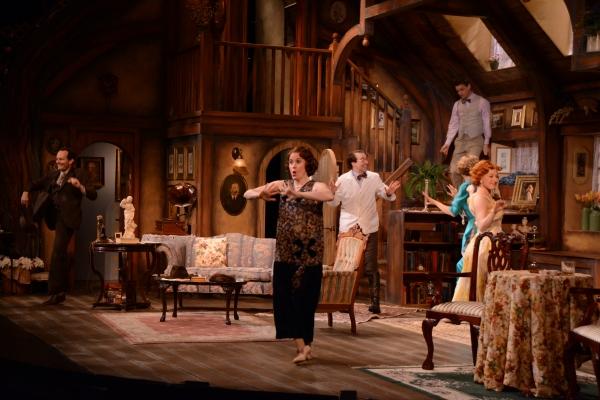 Photo Coverage: The John W. Engeman Theater's THE COTTAGE Celebrates Opening Night