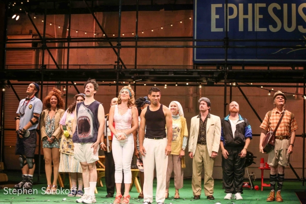 Photo Coverage: Shakespeare & Company's THE COMEDY OF ERRORS