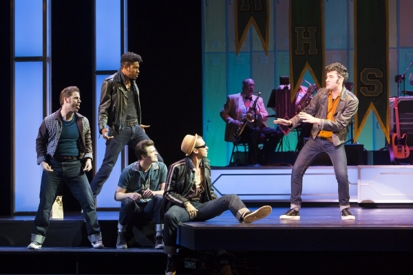 Photo Flash: First Look at Bryan Gula, Solea Pfeiffer & More in 5th Avenue Theatre's GREASE