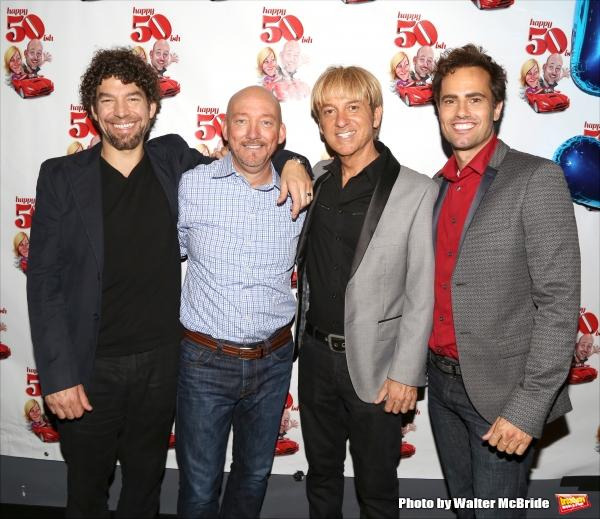 Paul Stancato, Lynn Shore, Mark Vogel and David Burnham