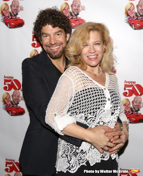 Paul Stancato and Felicia Finley