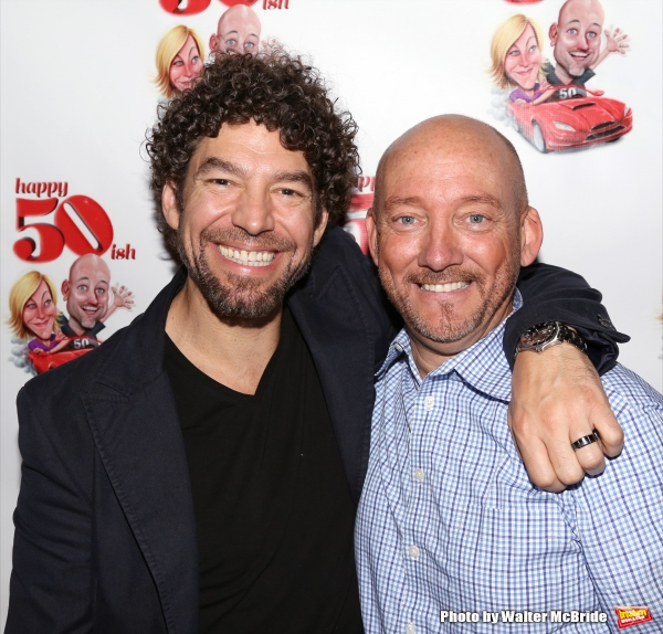 Photo Coverage Happy 50ish Company Celebrates Opening Night