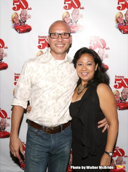 Owen Johnston and Bridget Johnston Photo