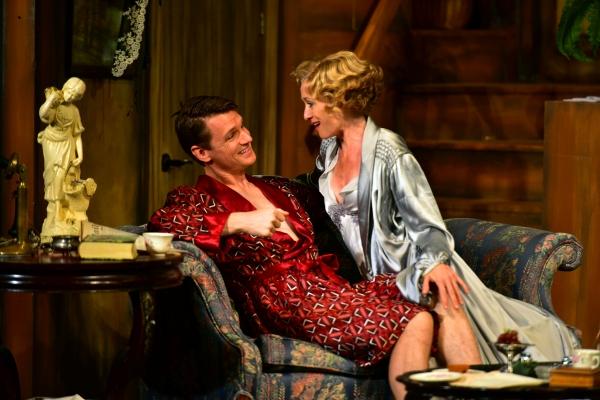 Henry Clarke & Rachel Pickup