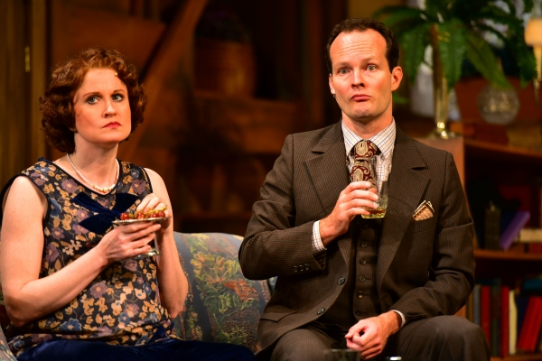 Photo Flash: First Look at John W. Engeman Theater's THE COTTAGE