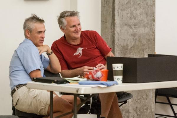 Matthew Conner and Eric Schaeffer