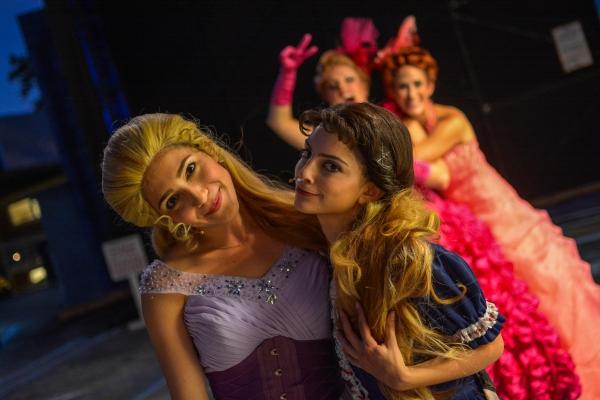 Samantha Massell and Sara Kapner