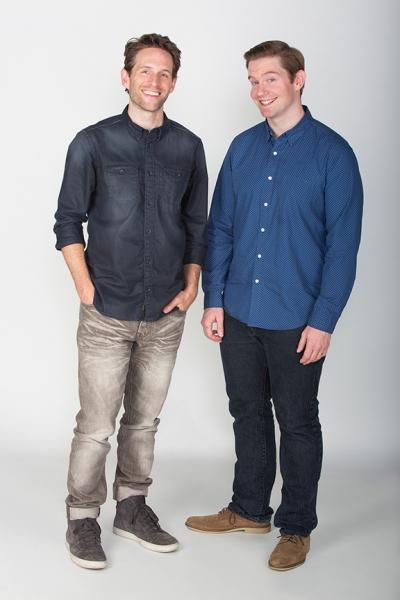 Glenn Howerton, Rory O'Malley