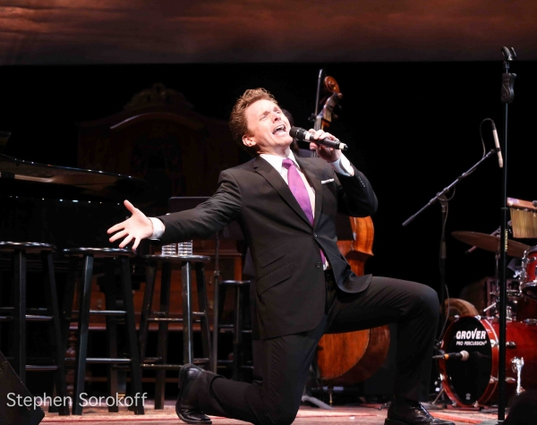 Photo Coverage: Marin Mazzie & Jason Danieley Perform BROADWAY AND BEYOND at Barrington Stage Company