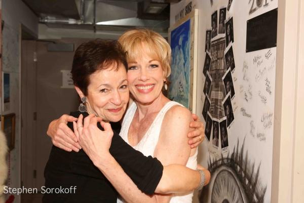 Lynn Ahrens & Marin Mazzie