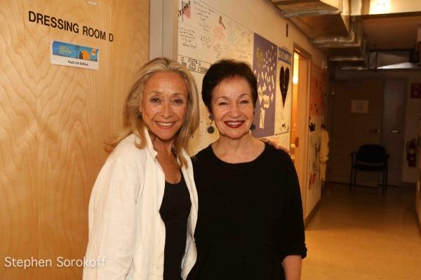 Eda Sorokoff & Lynn Ahrens