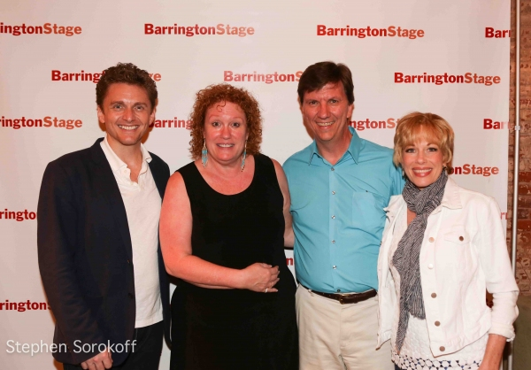 Jason Danieley, Peggy Pharr, Triston Wilson, Marin Mazzie