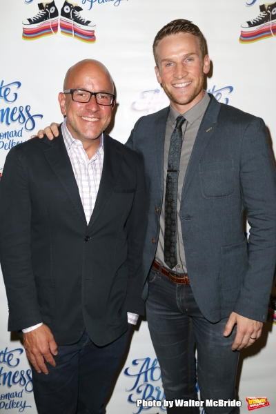 Eric Rosen and Claybourne Elder Photo