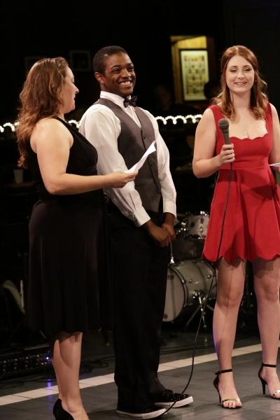 Kate Adams, Gerold Oliver and Britt Byrd