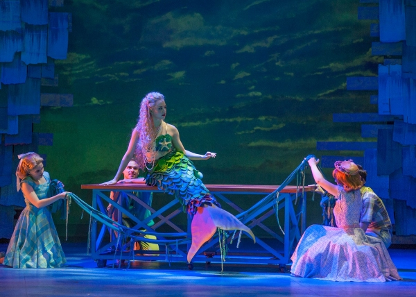 Photo Flash: First Look at David Elder, Emily Skinner and More in Lyric Theatre of Oklahoma's BIG FISH