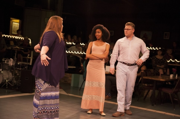 Maryam Mohammad, Allison Hall and Kyle Henry Photo
