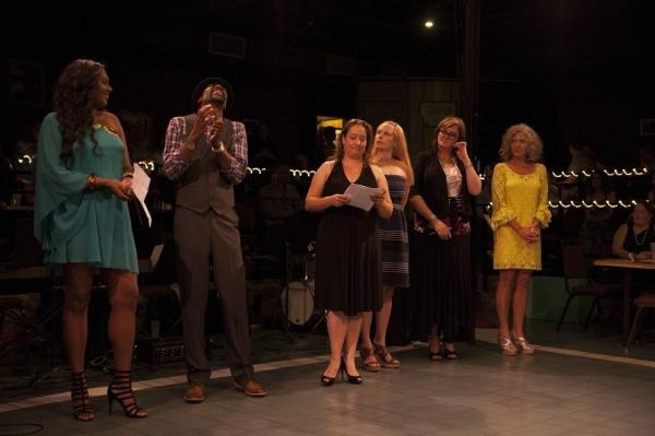 Ashley Bishop Diggs, Joel Diggs, Kate Adams, Kari Smith, April Presley and Jenny Noel Photo
